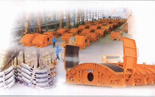 Steel Moulds for Segments